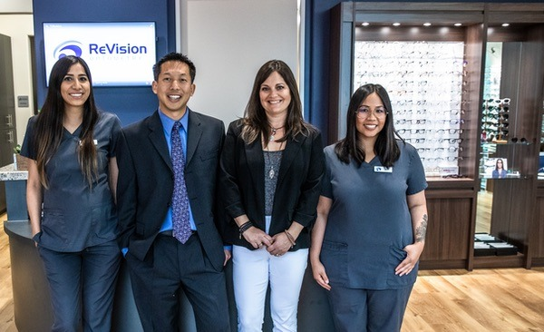 Dr. Brian Chou, OD and team is dedicated to providing patients with quality eye care in San Diego.