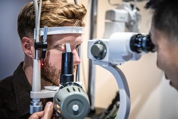 San Diego eye exam. Get a prescription at ReVision Optometry.